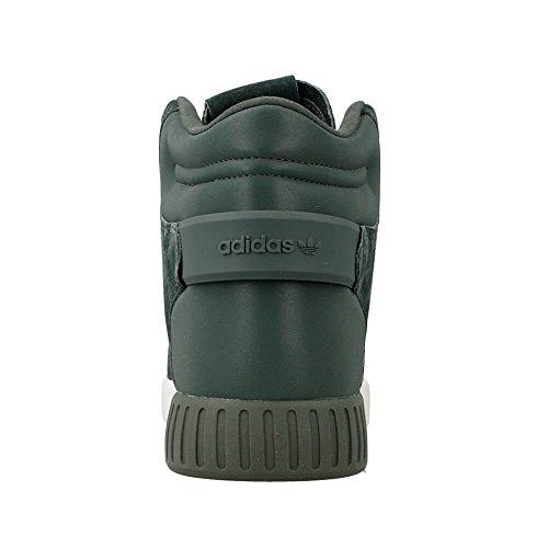Adidas Tubular Invader Herren Sneaker Grün Schwarz