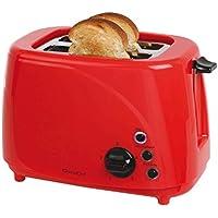 Domoclip tostadora rojo