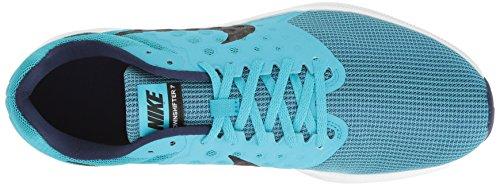Mens Downshifter 7 Running Shoes - Chlorine Blue blau