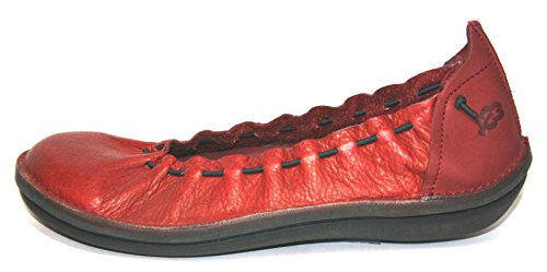 Loints of Holland , Coupe fermées femme Rot (rot 699-370)