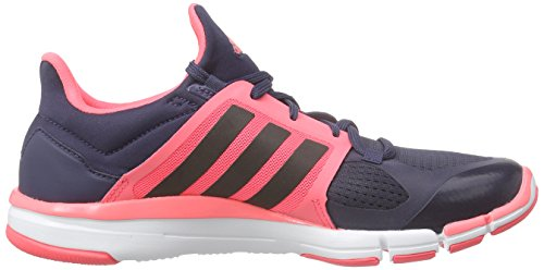adidas Performance - Adipure 360.3, Scarpe fitness Donna Grigio (Grau (Midnight Grey F15/Night Metalic F13/Flash Red S15))