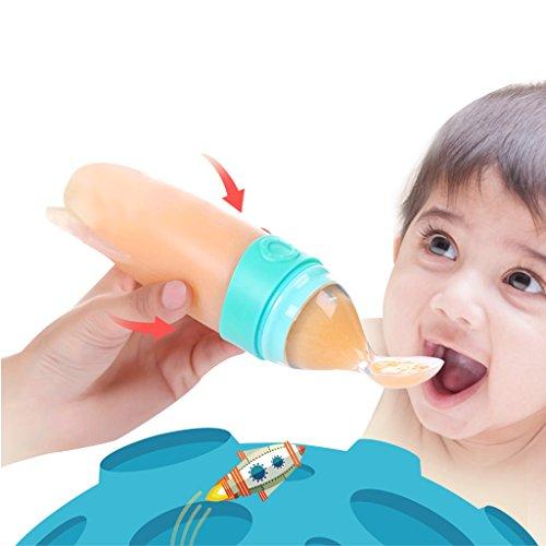 Cuchara dispensadora de comida infantil 01