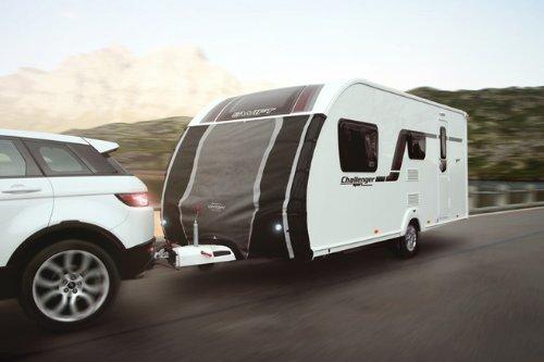 Specialised Covers Tow Pro Lite TPL1 Schutzhülle Schutzplane für Wohnmobil, Wohnwagen und Caravan, Universale Passform, Schnelle Montage