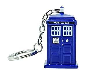 "Dr Who DR123CDU10 ""TARDIS"" Keyring"