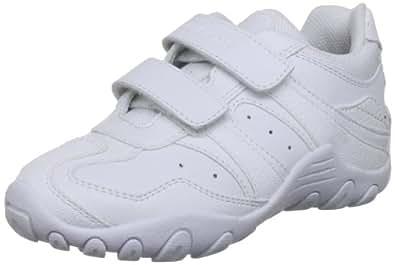 Geox Sneaker J CRUSH M Bambino Bianco WHITEC1000 34 EU