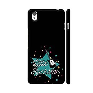 Colorpur OnePlus X Cover - Little Rockstar Case