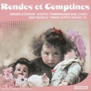 Rondes et comptines (Collection Contour)