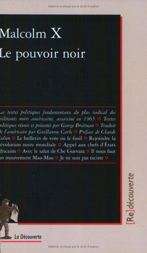Le Pouvoir Noir [Pdf/ePub] eBook