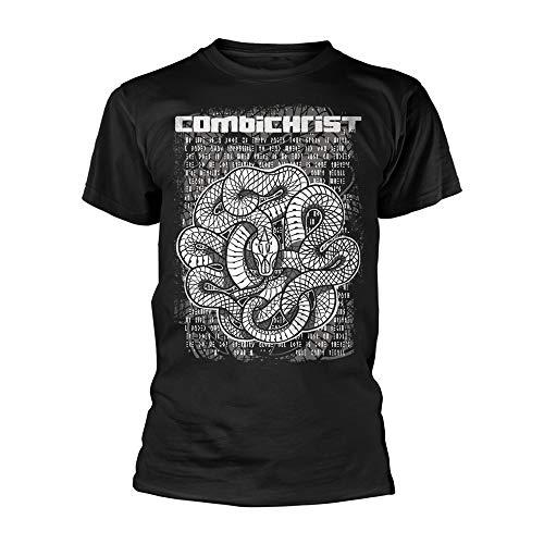 Preisvergleich Produktbild COMBICHRIST EXIT Eternity T-Shirt XXL