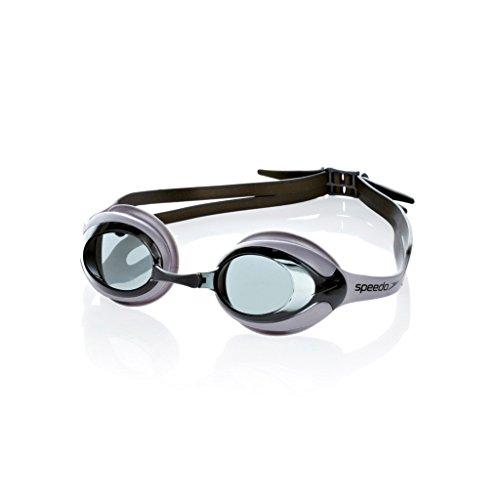 speedo-merit-gafas-de-natacion-unisex-color-gris-talla-unica