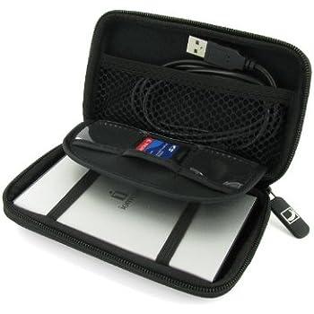 Cool Bananas BulletProof Tasche für externe Festplatten bis 6,35 cm (2,5 Zoll) schwarz