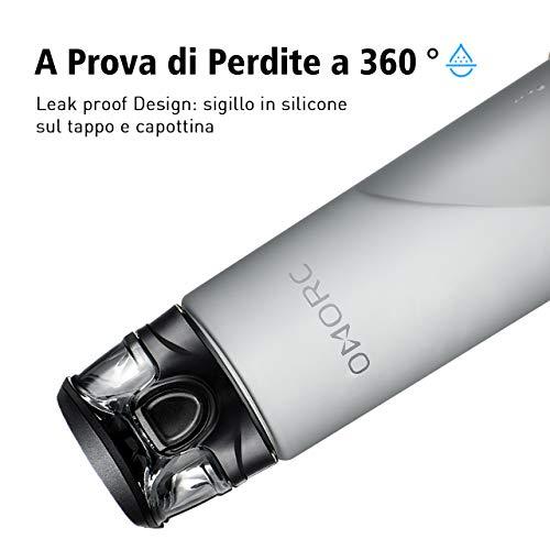 Zoom IMG-3 omorc bottiglia d acqua sportiva