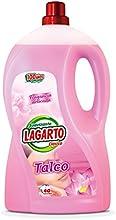 Lagarto Talco Suavizante para Ropa - Paquete de 4 x 3000 ml - Total: 12000 ml