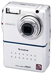 Fuji FinePix M 603 Digitalkamera (3,1 Megapixel)