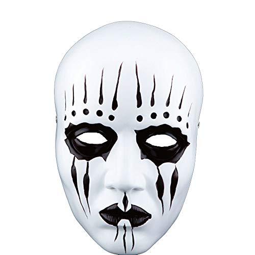 (Maske YN Slipknot Band Joey Halloween Hochwertige Harz)