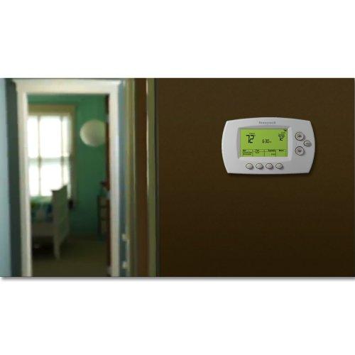 Honeywell RET97E5D1005/U Wi-Fi Programmable Thermostat-3