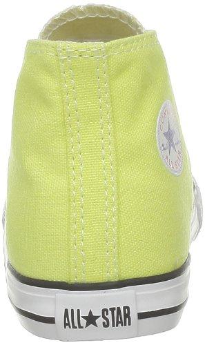 Converse Ctas Season Hi 015850-21-7 Unisex - Kinder Sneaker Gelb (Jaune Pale)