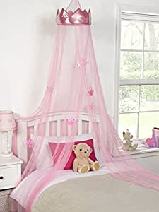 betthimmel gesetzt m dchen betthimmel kronprinzessin 30cm x 230cm rosa k che. Black Bedroom Furniture Sets. Home Design Ideas