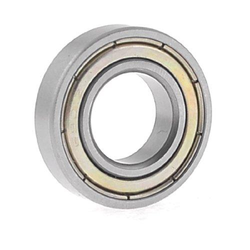 Preisvergleich Produktbild Teile 6901Z Metall geschirmt Rillenkugellager 24mm x 12mm x 6mm