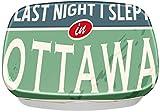 LEotiE SINCE 2004 Brotdose Lunchbox Fernweh Stadt Ottawa Kanada Bedruckt