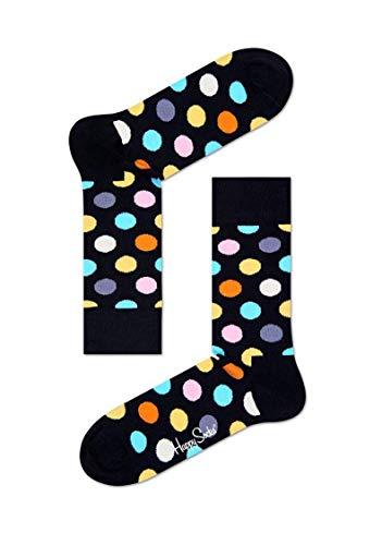 Happy Socks  Big Dot Unisex Freizeitsocken Größe 36-40 Palm Dot