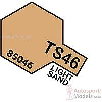 Tamiya Color–TS-46Light Sans–Spray