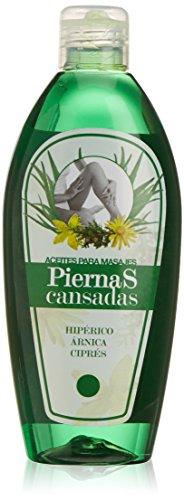 Thermal Teide 170250 - Aceite para masajes piernas cansadas, 250 ml