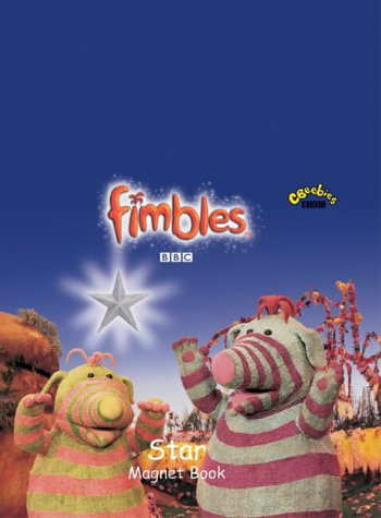 Fimbles: Magnet Book: Star (Board)