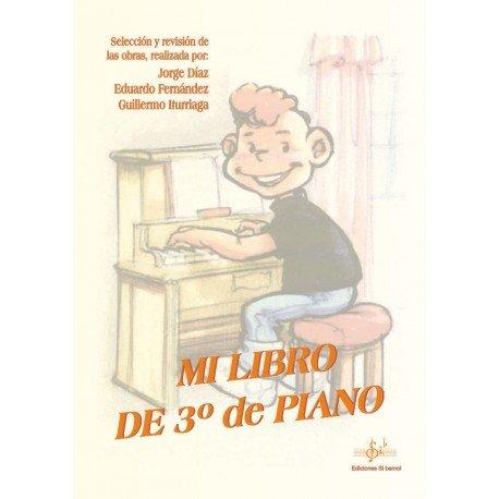 SIBEMOL - Mi Tercer Libro de Piano (Iturriaga)