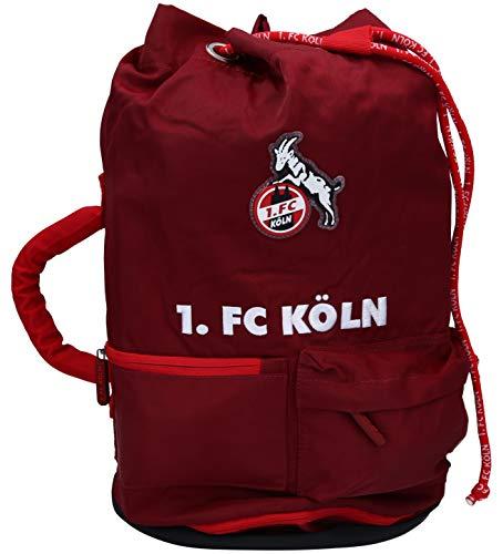 1. FC Köln Seesack Seerucksack Rucksack Bordeaux