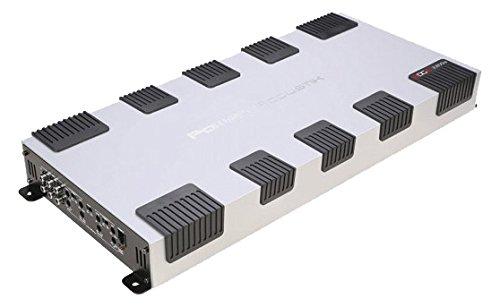 Power Acoustik No. EG5FOOTBALL ON FIRE–28002800W Class A/B 5-Kanal-Verstärker