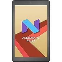 "10.1"" Inch Google Android Tablet 7.0 Quad Core Super Fast CPU, 1GB Ram, Octa Core GPU, Dual Camera, Wifi, Bluetooth, HD screen, Google Play, OTA Update,- Perfect for SKYGO & NETFLIX - UK Brand - ANOC"