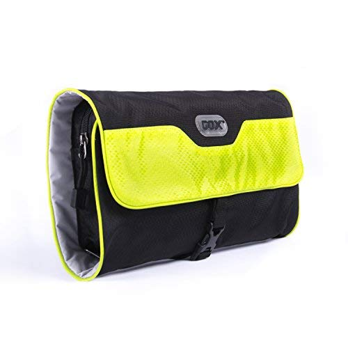 ff090fb01 Bolsas de viaje, GOX Premium Pequeño 420D Nylon resistente al agua portable  kit del estilo del diseño plegable bolsa de lavado / Neceser balanceo  Triple ...