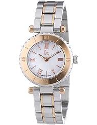 Guess Damen-Armbanduhr XS Analog Quarz Edelstahl X70027L1S