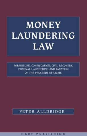 Money Laundering Law Cover Image