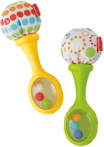 Fisher-Price Rattle 'n Rock Maracas Musical Toy