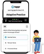 Toppr Adaptive Practice, 3 Months (Activation Key Card)