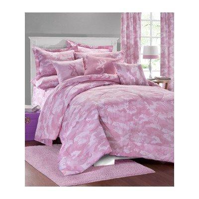er Set Größe: Twin, Farbe: Pink (Camo Handel)