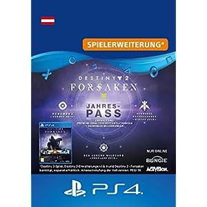 Destiny 2: Forsaken Jahrespass – Jahrespass Edition | PS4 Download Code – österreichisches Konto