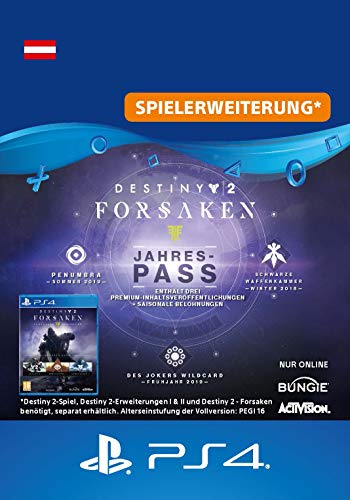 Jahrespass - Jahrespass Edition | PS4 Download Code - österreichisches Konto ()