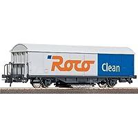 """Roco H0 """"Roco CLEAN""""-Schienenreinigungswagen"""