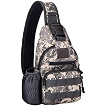 Soupliebe el Paquete de la Cintura del Viaje Kettle Set Chest Bag Riding Sports Outdoor Tactical