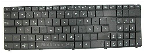 Motecpro DE Tastatur für Asus A75 A75DE K75 K75DE Series 0KNB0-6241GE00 MP-10A76D0-6984 -