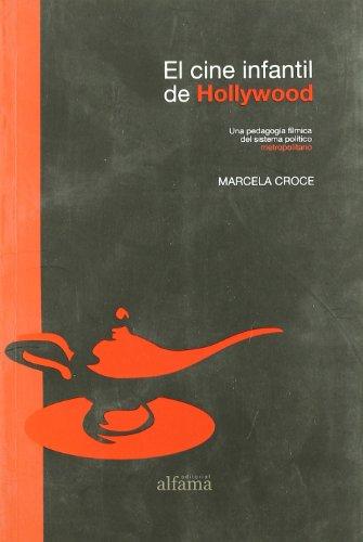 Cine Infantil De Hollywood,El (Contraplano (alfama))