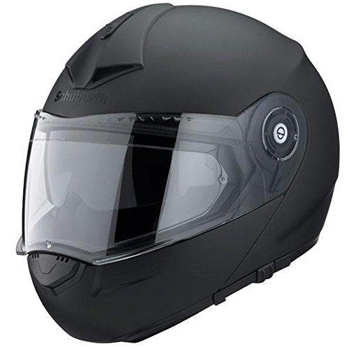 Preisvergleich Produktbild Motorradhelm Schuberth C3 Pro Matt Black