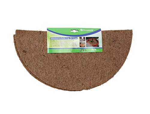 Kokosmulchscheibe Kokos-Mulchscheibe COCODISC
