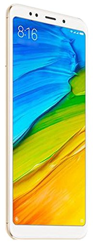"Xiaomi Redmi 5 Plus Dual SIM 4G 64GB Gold - Smartphones (15.2 cm (5.99""), 4 GB, 64 GB, 12 MP, Android, Gold)"