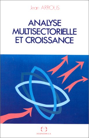 Analyse multisectorielle et croissance