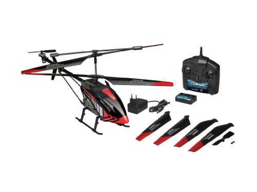 Preisvergleich Produktbild Revell Control 23981 - Helicopter Big One Next RTF/3CH/GHz