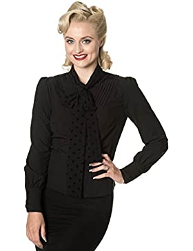 Dancing Days - Camicia - Basic - Maniche lunghe  -  donna